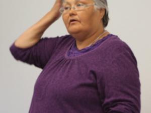 Ataaka Moonin, Regional Language Coordinator, Master Speaker